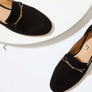 Black loafers✨